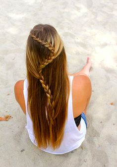 Have fun creating different braided looks!