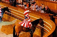 Dixie Stampede at Pigeon Forge, Tennessee