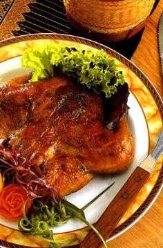 #Kai Yang - pieczony kurczak po #tajsku  z lekką nutą słodyczy :) #Tajlandia…