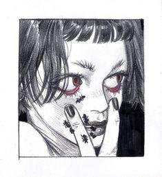 Kunst Inspo, Art Inspo, Arte Horror, Horror Art, Art And Illustration, Dark Art Illustrations, Drawing Sketches, Art Drawings, Hipster Drawings
