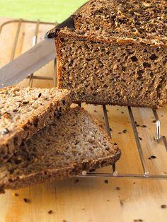 CHEZ LUCIE: Ruský žitný chléb - Výzva The Daring Bakers'