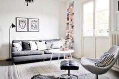 Thuiskomen in dit geweldig Scandinavisch familiehuis | Woonguide.nl #scandinaviandesign #interior