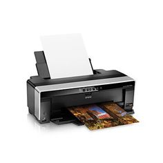 """FOR SALE: I have an almost brand new Epson Stylus Pro 3880 wide format printer for fine art printing quality up to 13x19"""". I bought this and used it once but ended up going with a smaller printer that fit on my desk.  If you're a print seller and have been thinking about printing yourself or upgrading your print quality but don't want to buy a printer full price this may be for you!  The printer used 9 different ink colors for the greatest color accuracy and strength. The blacks on this…"""
