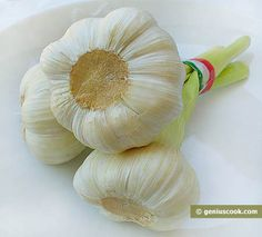 The Healthy Garlic