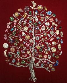 Another Pretty Jewelry Tree