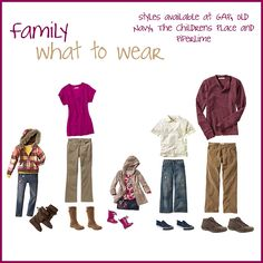 family what to wear  Boise Idaho Photographer,Welker Photography loves this combo.  How would you adapt this?