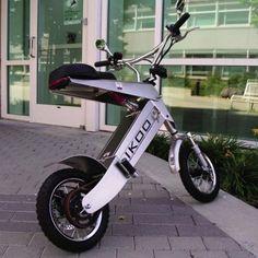 IKOO Electric bike - Images