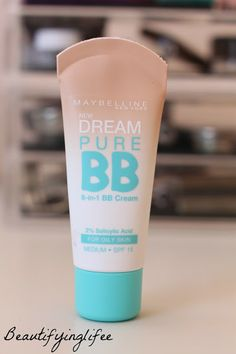 review maybelline dream pure bb cream in medium - Gemey Maybelline Color Sensational