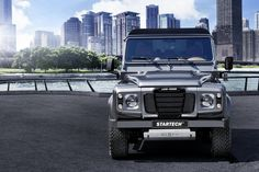 Land Rover Defender Sixty8