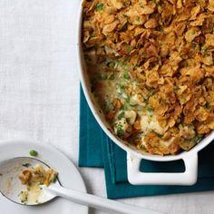 Buttermilk Chicken and Cornflake Bake   - Delish.com