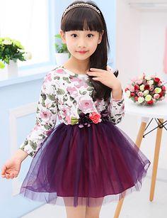 vestidos de niña para confirmacion Little Girl Dresses, Girls Dresses, Flower Girl Dresses, Mom Dress, Baby Dress, Toddler Fashion, Kids Fashion, Toddler Dress, Kids Outfits