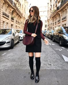5 Bloggers Who Prove Red Is A Wardrobe Essential This Fall | Bloglovin' Fashion | Bloglovin'