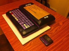 Fun cake for a teen