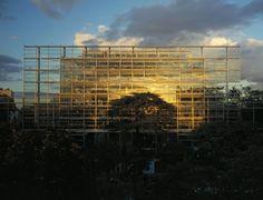 Jean Nouvel - Cartier Foundation for Contemporary Art - Paris, France - 1994