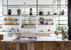 Mix It Up - A Light-Filled Venice Home With European Sensibility  - Photos