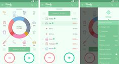 Monefy - Money Manager android app