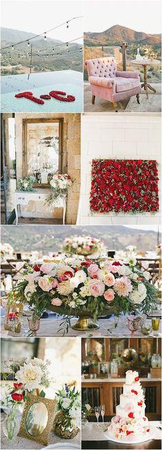 wedding decor idea; photo: onelove photography