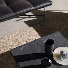 Black marble Modern living room Danish living Nordic home Scandinavian furniture Interior Dark Furniture, Danish Furniture, Scandinavian Furniture, Colorful Furniture, Furniture Design, Brown Interior, Nordic Interior, Home Interior Design, Interior Decorating