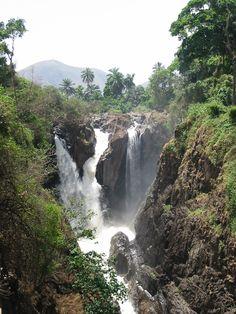 N W Cameroon