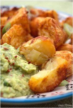 Die Blogparade rund um die Kartoffel bei Foodfreak habe ich als Anlass genommen meine Lieblings-Bratkartoffeln abzulichten. Jetzt sind solche Kartoffeln ja nicht wirklich eine arg komplizierte Ange…