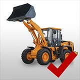 This app is designed to ensure safety of people and machines working in the field. For Apple users https://itunes.apple.com/us/app/loader-inspection-app/id909843535?ls=1&mt=8 For Android users https://play.google.com/store/apps/details?id=com.snappii_corp.loader_inspection_app_