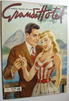Revista Fotonovela Romance Antiga Anos 50 Vintage Retrô Raro - R$ 35,00 no MercadoLivre