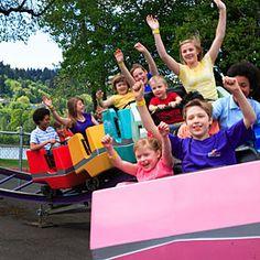 Oaks Amusement Park - Portland, OR