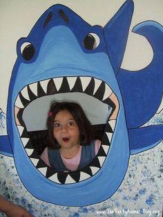 Tiburon con fotos