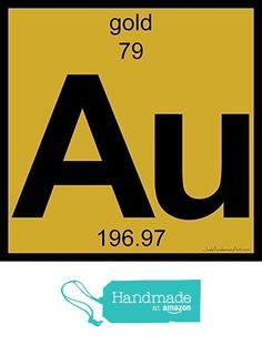 N nitrogen art tile print of periodic table elements from joel au gold art tile print of periodic table elements from joel anderson art https urtaz Image collections