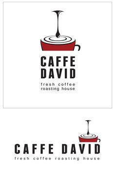 cafe logo design by JJPLUS …