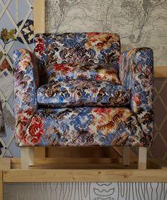 """Christian #Lacroix Air de Paris #Fabrics """"Velvet Dreams"""""""