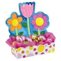 20 x MOTHER'S DAY DISPLAY BASKETS
