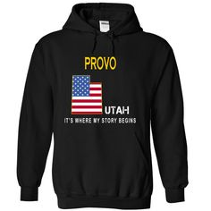 PROVO - Its Where My Story Begins