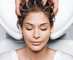 Stimulating blood flow in the scalp