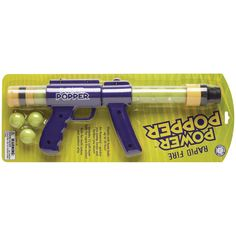 Purple Power Popper is a great novelty toy that Boys age 8 are sure to love. An ideal gift for birthdays.