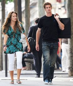 So how does Andy Murray get ready for Wimbledon? By moving house, of course!