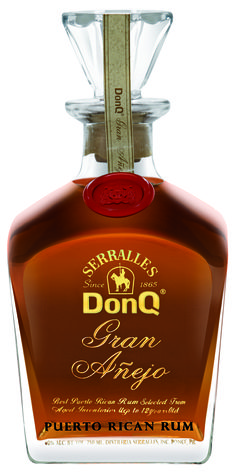 Type: Rum Color: Light Amber Country: Puerto Rico Don Q is a historical Rum brand that is synonymous with the island of Puerto Rico. Leading their premium portfolio is Don Q Gran Añejo Rum. Consist...