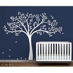 white wall tree - 91