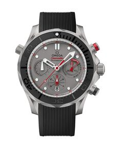 Omega Montre de plongée Seamaster Etnz team New Zealand