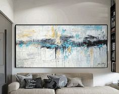 painting large painting abstract painting by jolinaanthony