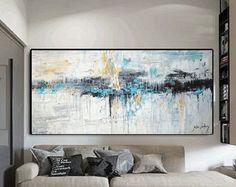 Kunst Malerei große abstrakte Malerei abstrakte von jolinaanthony