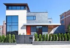 Lincoln Park Modern Home by Joseph Trojanowski