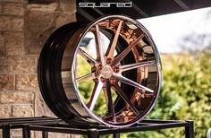 squared wheels? All I found is that its a UK company.   dat copper plating doe