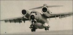 Boeing YC-14 - transport