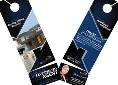 Real estate door hanger rip cards template 08 hanger business real estate door hanger rip cards template 08 hanger business cards and template colourmoves