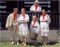 Kroj Valaská Belá Folk Costume, Costumes, European Countries, Czech Republic, Projects, Dress Up Clothes, Costume, Bohemia, Fancy Dress