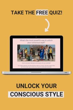 Want to look good, feel good, and do good with your wardrobe? Discover the best way for you to unlock your conscious style! Take the quiz! Sustainable Style, Sustainable Fashion, Wishes For You, Slow Fashion, Consciousness, Feel Good, Sustainability, Passion, Feelings