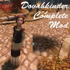 Dovahkinder Complete Mod at Skyrim Nexus - mods and community - Doesn't require the Additional Children's Clothing missing mod!