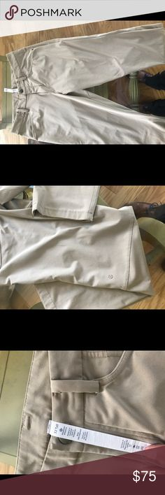 Lululemon abc pant 32 tall (runs small) Like new no marks or stains lululemon athletica Pants Chinos & Khakis