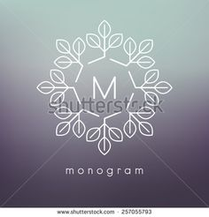 shutterstock african monogram - Google Search